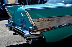 Carro de Chevy Belair fotografia de stock