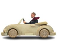 Carro de companhia ambiental Fotografia de Stock
