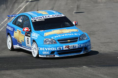Carro de competência de Chevrolet Foto de Stock