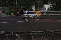 Carro de competência de Le Mans foto de stock