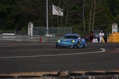 Carro de competência de Le Mans foto de stock royalty free