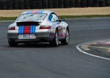 Carro de competência de Porsche 911 imagem de stock royalty free