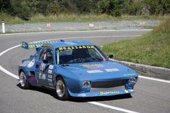 Carro de competência do protótipo de Fiat X19 fotografia de stock royalty free