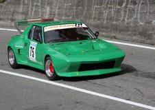 Carro de competência do protótipo de Fiat X19 imagem de stock