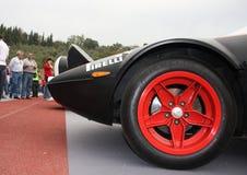 Carro de competência dos stratos de Lancia Foto de Stock Royalty Free