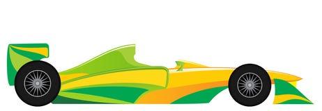 Carro de competência a fórmula, Fotos de Stock