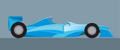 Carro de competência a fórmula, Foto de Stock