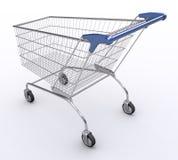 Carro de compra (ângulo 2) Imagem de Stock
