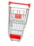 Carro de compra #14 Imagens de Stock