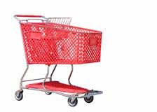 Carro de compra Fotografia de Stock
