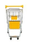 Carro de compra Imagens de Stock