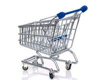 Carro de compra. Imagens de Stock