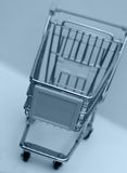 Carro de compras #4 foto de archivo libre de regalías
