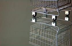 Carro de compras Fotos de archivo