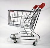 Carro de compras vacío Imagen de archivo libre de regalías