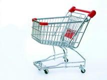 Carro de compras vacío Imagenes de archivo