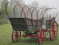 Carro de Conestoga Imagen de archivo libre de regalías