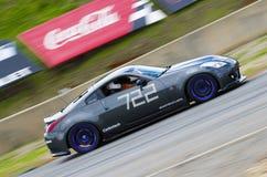 Carro de corrida Foto de Stock