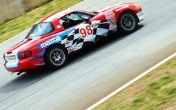 Carro de corrida Foto de Stock Royalty Free