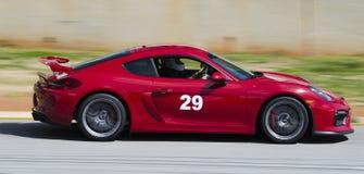 Carro de corrida Fotografia de Stock