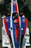 Carro de corridas Imagem de Stock Royalty Free