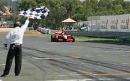 Carro de corridas fotos de stock royalty free