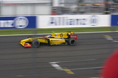 Carro de corridas da fórmula 1 Imagem de Stock