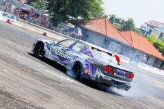 Carro de corridas da tração Imagem de Stock Royalty Free