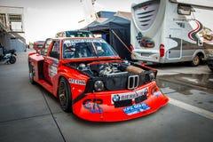Carro de corridas de BME 320i Fotografia de Stock Royalty Free