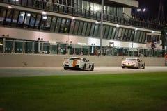 CARRO DE CORRIDAS de Ginetta G50 GT4 Imagem de Stock Royalty Free