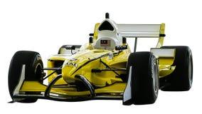 Carro de corridas de Malásia A1 Imagem de Stock Royalty Free