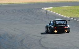 Carro de corridas de Porsche GT2 imagem de stock royalty free