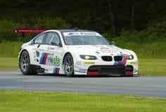 Carro de corridas de V8 BMW imagens de stock royalty free