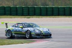 CARRO DE CORRIDAS do copo GT3 de Porsche 911 Imagens de Stock