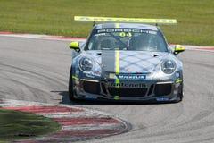 CARRO DE CORRIDAS do copo GT3 de Porsche 911 Foto de Stock
