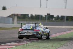 CARRO DE CORRIDAS do copo GT3 de Porsche 911 Fotos de Stock