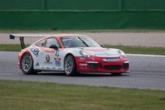CARRO DE CORRIDAS do copo GT3 de Porsche 911 Imagem de Stock