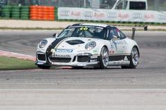 CARRO DE CORRIDAS do copo GT3 de Porsche 911 Fotografia de Stock