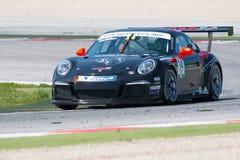 CARRO DE CORRIDAS do copo GT3 de Porsche 911 Fotografia de Stock Royalty Free
