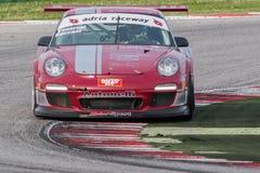 CARRO DE CORRIDAS DO COPO GTC DE PORSCHE 997 Fotos de Stock Royalty Free