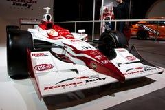 Carro de corridas f1 indy de Honda Fotografia de Stock