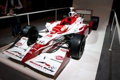 Carro de corridas f1 indy de Honda Foto de Stock Royalty Free