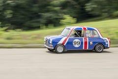 Carro de corridas grande 99 de Prix do vintage fotos de stock