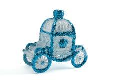 Carro de cristal Imagen de archivo libre de regalías