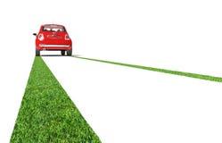 Carro de Eco ilustração stock