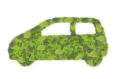 Carro de Eco Foto de Stock