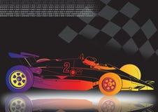 carro de esportes Ilustração Stock