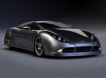 Carro de esportes 3 do coupé da GT ilustração stock