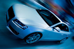 Carro de esportes fotografia de stock royalty free