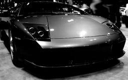 Carro de esportes caro Foto de Stock Royalty Free